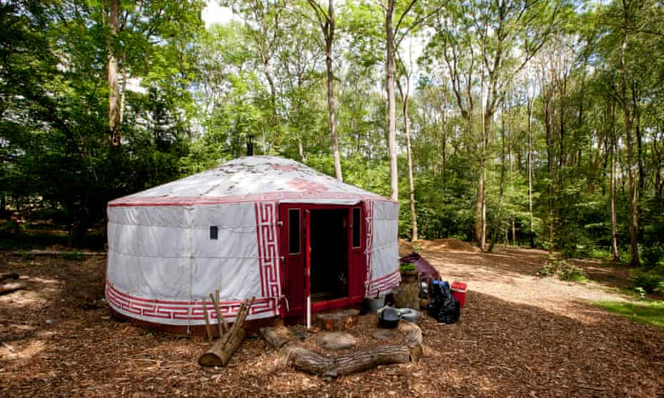 Forest Garden Shovelstrode, East Grinstead, Sussex