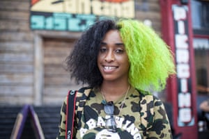 Trisha Cummings: on the hunt for underground artists.