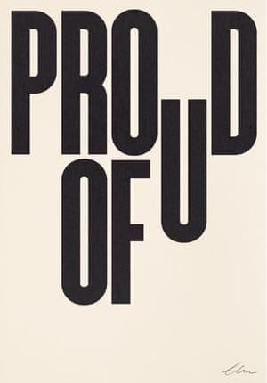 Proud of