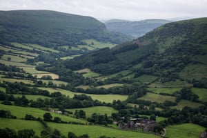 Artists have for generations have been inspired by the rugged landscape of the Black Mountains.
