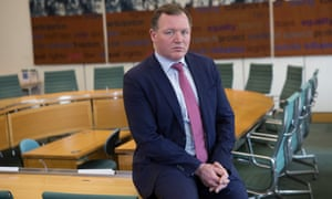 Damian Collins, chair of the Digital, Culture, Media and Sport Committee