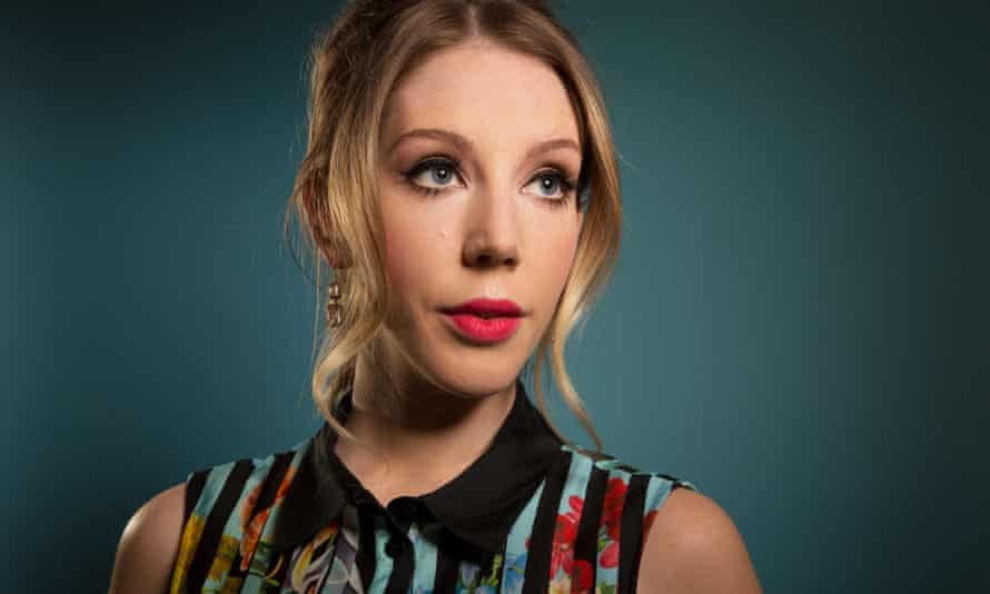 Katherine Ryan returned to the fringe this year with a work-in-progress show.