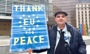 British remainer in Brussels