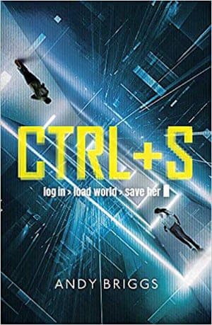 CTRL S by Andy Briggs