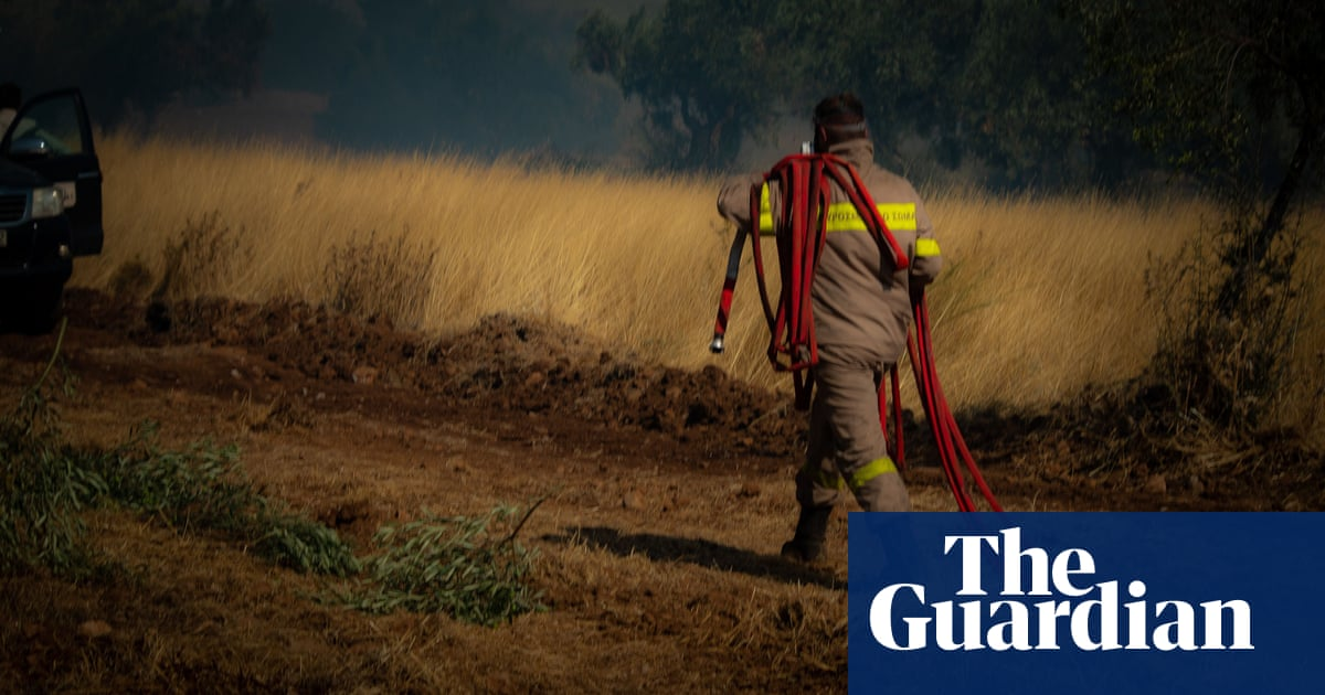 'Climate crisis on our shores': Mediterranean countries sign deal after summer of fires