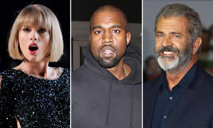 Taylor Swift, Kanye West and Mel Gibson: the internet can fix your love life.