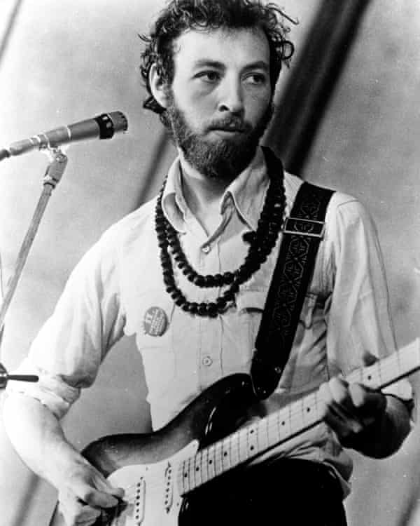 Richard Thompson, c1970.