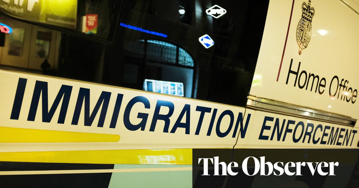 Revealed: how Home Office hires out staff to hunt migrants