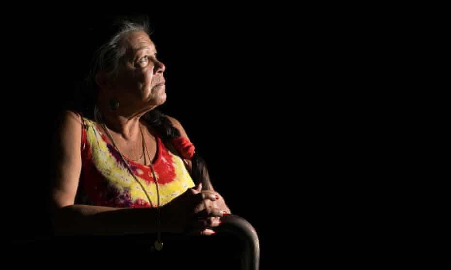 Vickie Roach, Indigenous activist