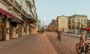 Oslo, Norway, plans to ban all private cars by 2019.