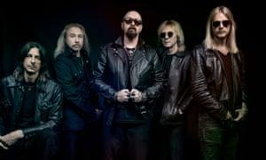 Still raising the dead … Judas Priest.