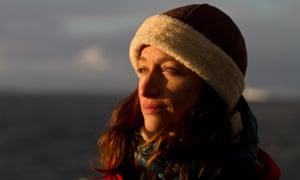 Céline Cousteau.