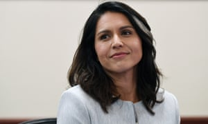 Tulsi Gabbard: the streak of power.
