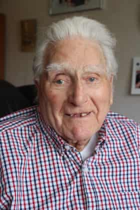 ادی ریدلر ، 96 ساله