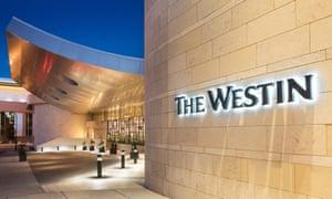 Westin Hotel, Nashville.