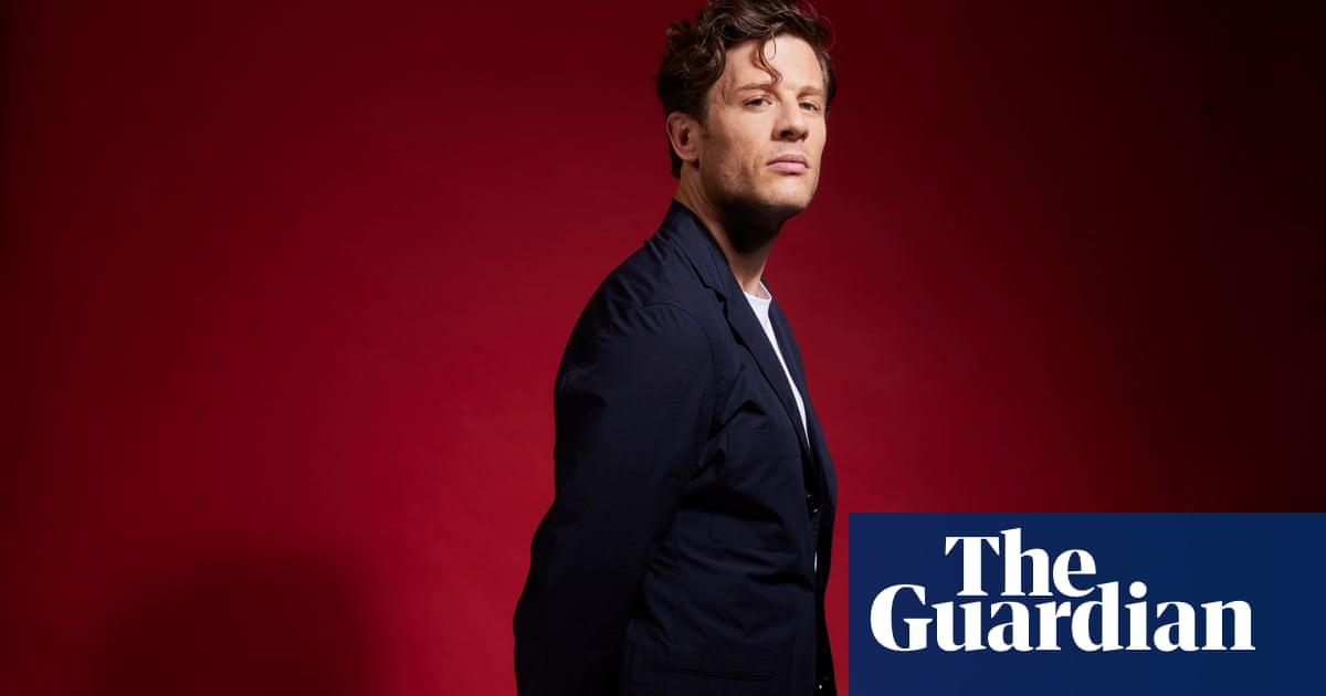 James Norton: 'I try to present myself as friendly and people see something darker'