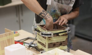 The Bartlett School of Architecture at UCL ran an architecture and design workshop for people with visual impairments this summer.