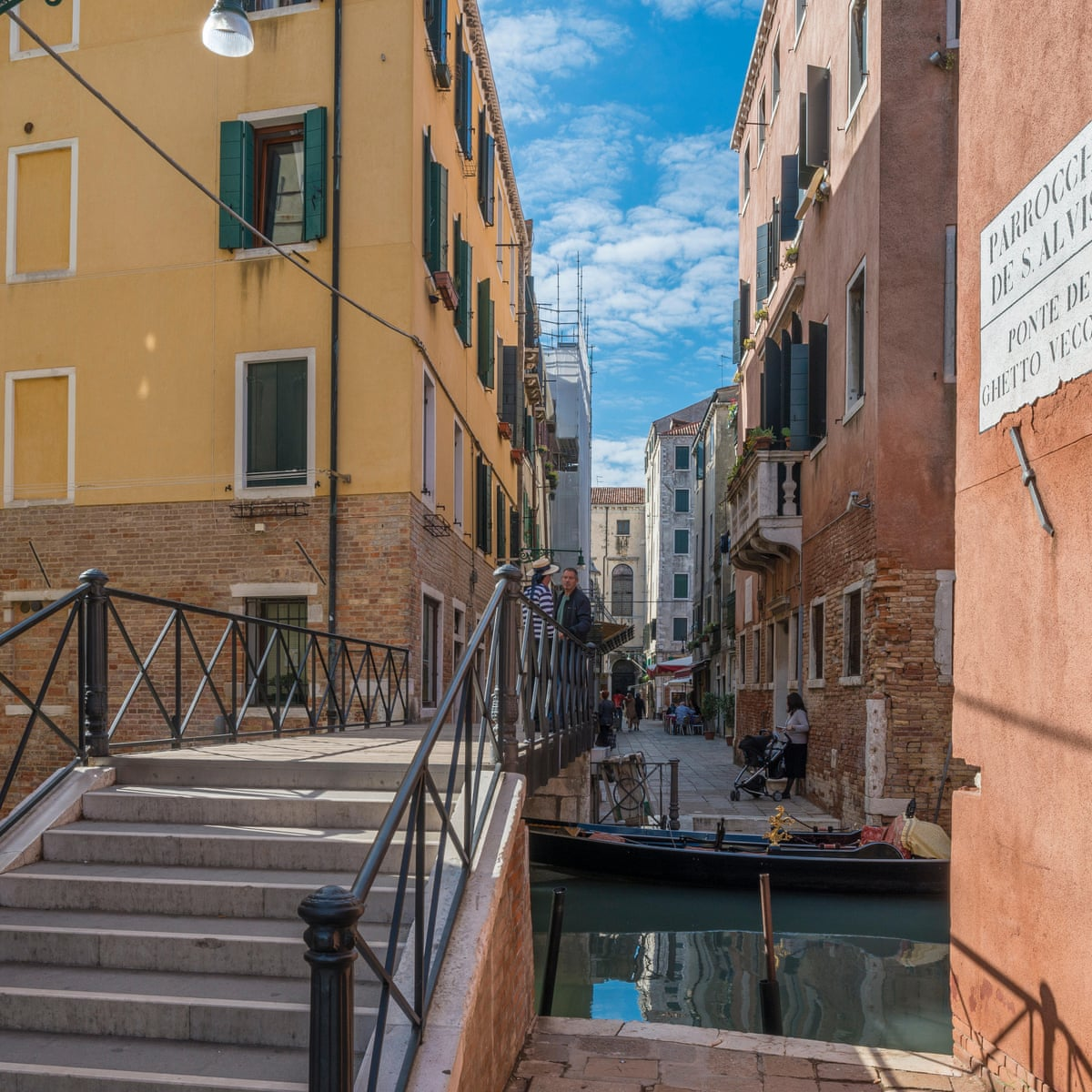 500 years of the Venetian ghetto: commemoration and history | Travel | The  Guardian