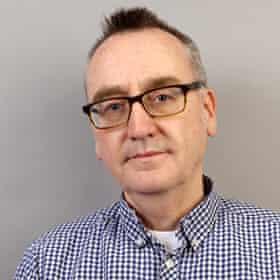 Patrick Mulrenan, senior lecturer at London Metropolitan University