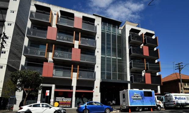 australia, Sydney,Common Ground Towers,NSW Health,covid19, New South Wales,Robin El Hajj ,harbouchanews