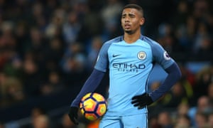 Gabriel Jesus was the only signing made by either Manchester club in the January window.