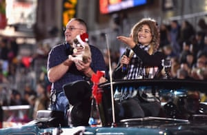 Grumpy Cat attends the 2015 Hollywood Christmas Parade in November 2015