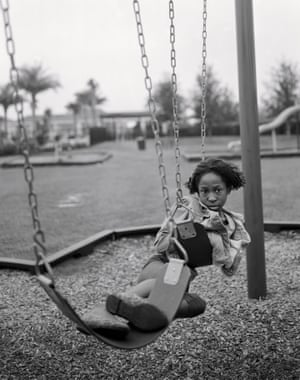 Ava Swings, Apopka, Fl, 2017 It is the gestures and expressions reflective of a unique continuum between Black women and girls that Sasha Phyars-Burgess can see wherever she is, be it Trinidad, London, or the smallest, whitest towns in the United States