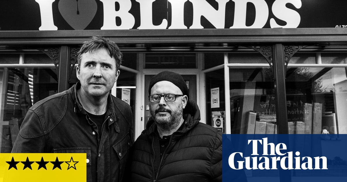 Blind Ambition review – a candid, charming take on sight and artistry