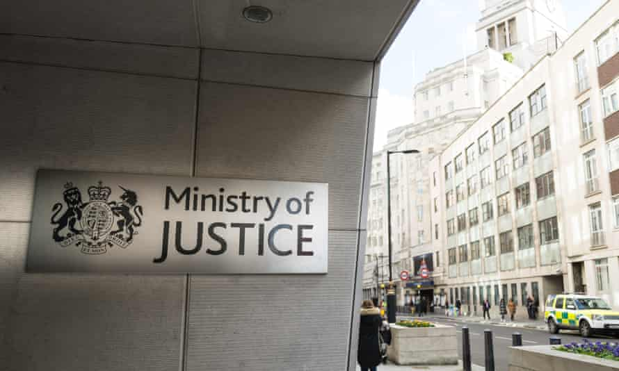 The Ministry of Justice in the UK