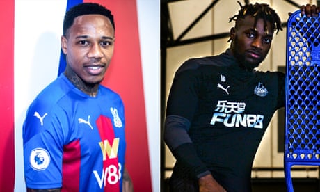 Crystal Palace sign Clyne as Newcastle extend Saint-Maximin's deal to 2026
