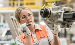 GKN is seen as an important part of the UK aerospace and defence industry.