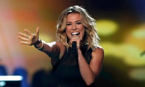On the warpath: Rachel Platten.
