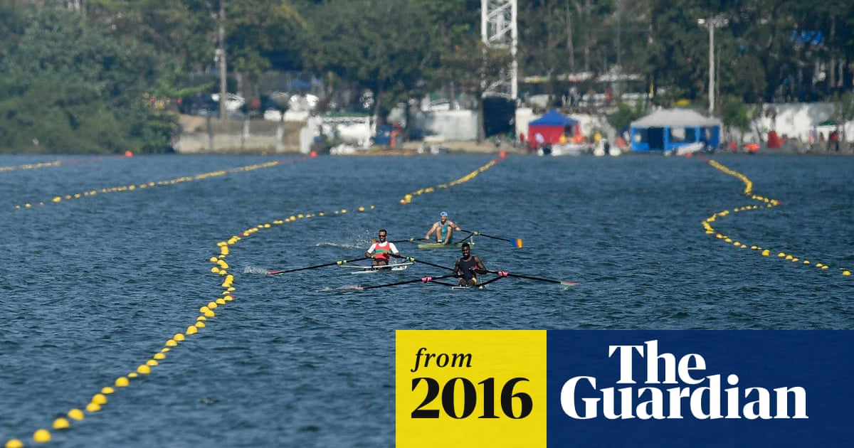 Day two of Rio 2016 rowing regatta called off due to weather