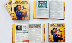 Prima Games - Women in Gaming: 100 Professionals of Play