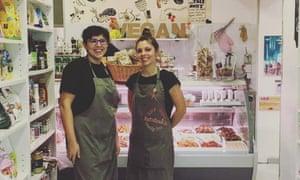 Claudia and Marika in Ratatouille.