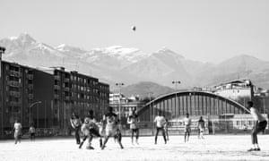 The European Dream: migrants in Italy