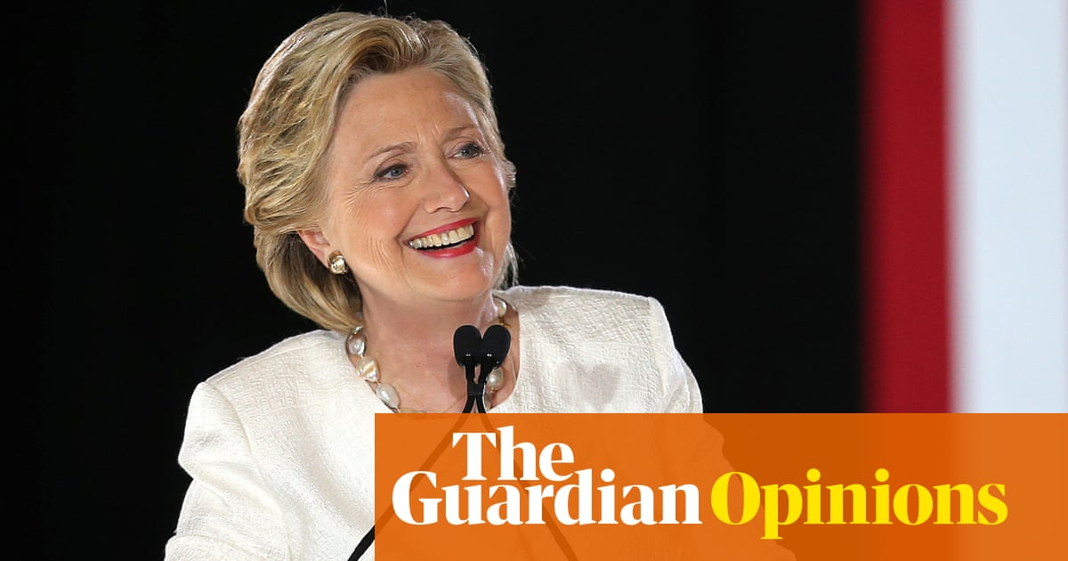 Time to hail Hillary Clinton – and face down the testosterone left