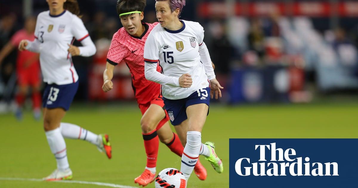 USA women held in South Korea stalemate, ending home win streak at 22