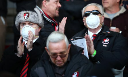 Bournemouth fans