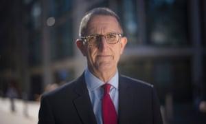 David Isaac, head of the EHRC