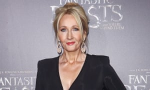 JK Rowling has become embroiled in a Twitter spat with Piers Morgan.