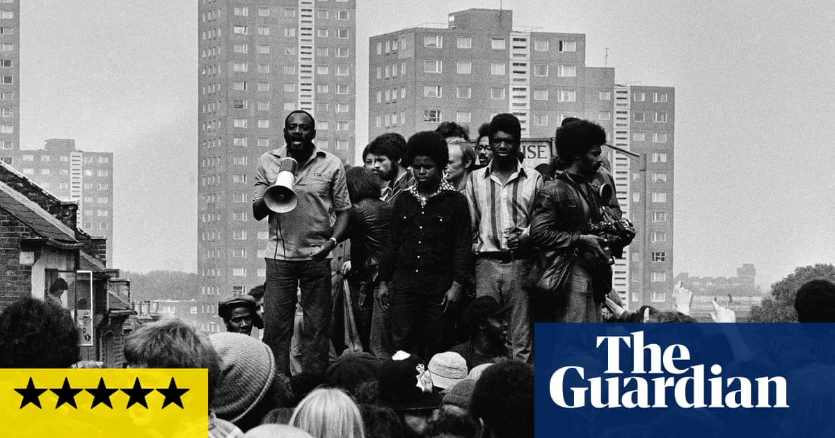 Uprising review – Steve McQueen's series on the New Cross fire is furious, devastating TV