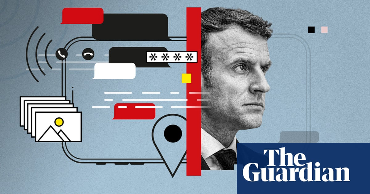 Macron orders multiple inquiries into leaked Pegasus project data