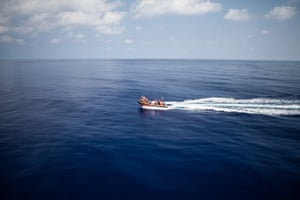 Rhibs are sent to rescue those in need