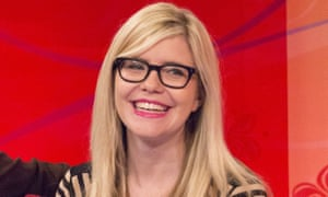 Emma Barnett, one of the presenters of After the News.