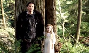 Nicolas Cage in The Wicker Man.