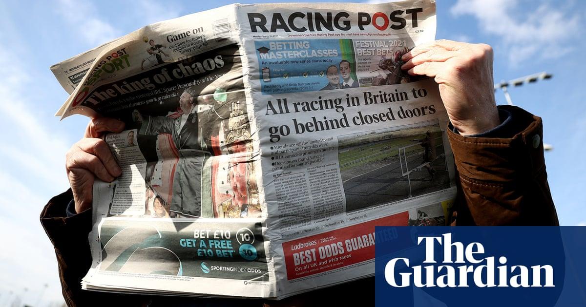 racing post betting shop display design