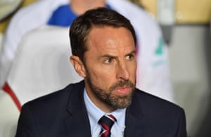Gareth Southgate has a lot to think about.