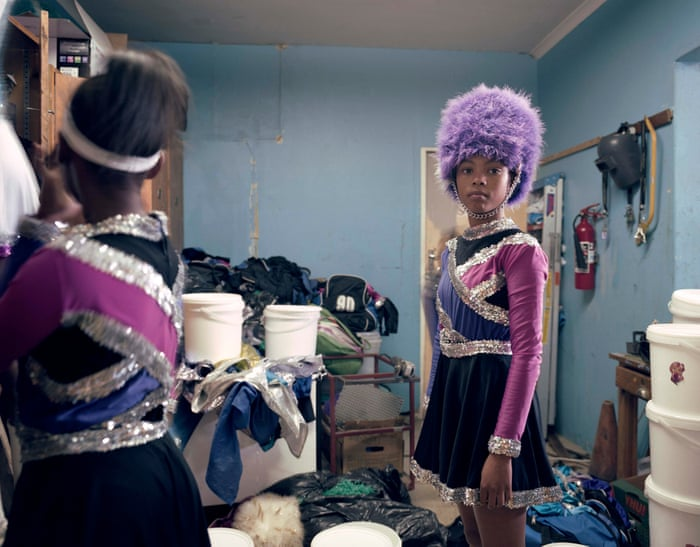 Drum Majorettes Of Cape Town A Photo Essay World News The Guardian