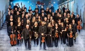 Helsingborg Symphony Orchestra.